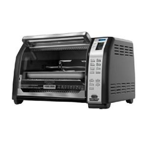 Black & Decker CTO7100B Toast-R-Oven Digital Rotisserie Convection